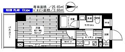 グランドコンシェルジュ亀戸[4階]の間取り