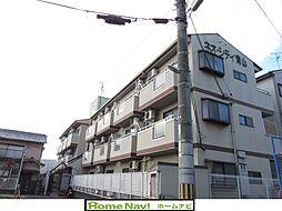 大阪府藤井寺市青山1丁目の賃貸マンションの外観