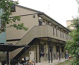 京都府京都市北区上賀茂竹ケ鼻町の賃貸アパートの外観