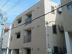 ウィステリア野田2番館[3階]の外観