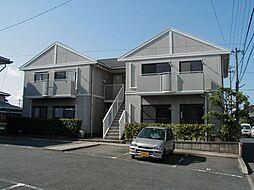 佐賀県唐津市和多田南先石の賃貸アパートの外観