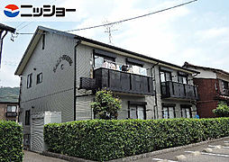 HALU HOUSE C[2階]の外観