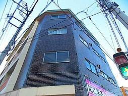 松川マンション[202号室]の外観