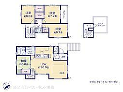 八千代台駅 3,850万円