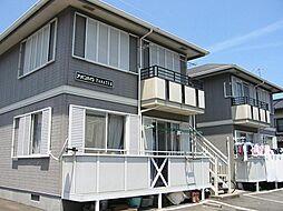 アーバンハイツYAMATO[A棟201号室号室]の外観