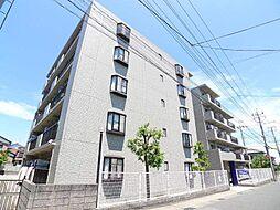 河北松戸ハイツ[5階]の外観