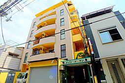 大阪府大阪市生野区桃谷4丁目の賃貸マンションの外観