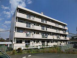 滋賀県大津市大萱 2丁目の賃貸マンションの外観
