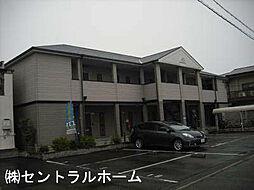 大阪府堺市北区奥本町2丁の賃貸アパートの外観
