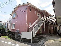 鶴寿荘[206号室]の外観