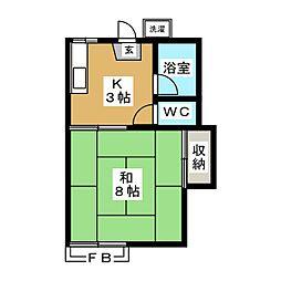 多摩川駅 5.9万円