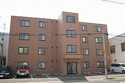 北海道札幌市手稲区前田二条11丁目の賃貸マンションの外観