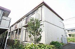 シティハイムアケボノB[1階]の外観