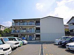 奈良県奈良市富雄北3丁目の賃貸マンションの外観