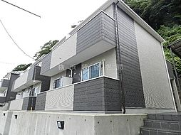 ソリッド磯子弐番館[2階]の外観