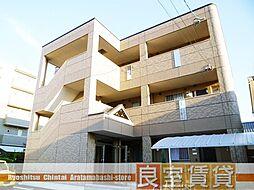 愛知県名古屋市瑞穂区仁所町2の賃貸マンションの外観
