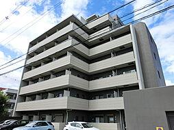 山崎マンション13[4階]の外観