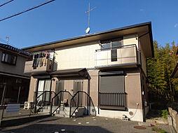 兵庫県三木市自由が丘本町の賃貸アパートの外観