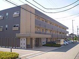 富山県富山市二口町4丁目の賃貸アパートの外観