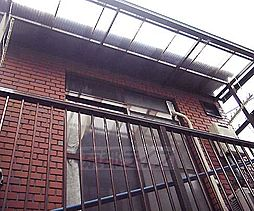 京都府京都市東山区今熊野宝蔵町の賃貸アパートの外観