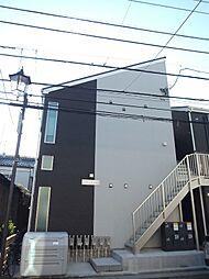 メゾンフィエール横浜[207号室]の外観