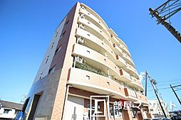 愛知県豊田市土橋町8の賃貸マンションの外観