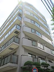 東京都府中市美好町2丁目の賃貸マンションの外観