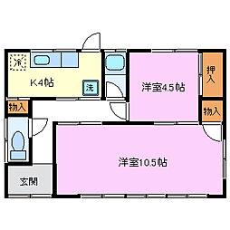 [一戸建] 静岡県裾野市深良 の賃貸【/】の間取り