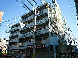 大阪府高槻市登町の賃貸マンションの外観