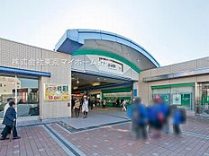 駅 1600m 田無駅