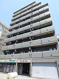 大阪府大阪市阿倍野区天王寺町南2の賃貸マンションの外観