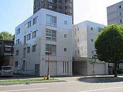 プレステージ知事公館[3階]の外観