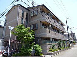 大阪府堺市堺区向陵中町1丁の賃貸マンションの外観