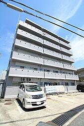 3LDKマンション[5階]の外観