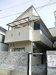 グリーンピア西賀茂[101号室]の外観