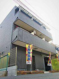 シエテ矢田[2階]の外観