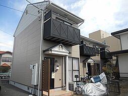 神奈川県平塚市東真土1丁目の賃貸アパートの外観