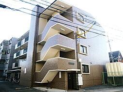 愛知県名古屋市名東区牧の里1の賃貸マンションの外観