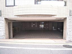 渋谷区代々木4丁目の機械式駐車場