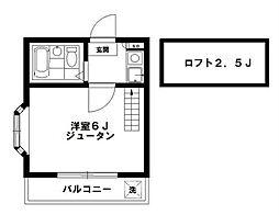 中野駅 6.5万円