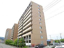 オタルベイサイドシティ8[2階]の外観