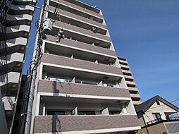 ベルジュヤノ[8階]の外観