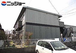 レジデンス福田[2階]の外観