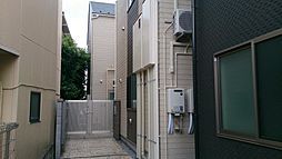 サークルハウス竹ノ塚壱番館[2階]の外観