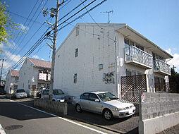 愛媛県松山市正円寺2丁目の賃貸アパートの外観