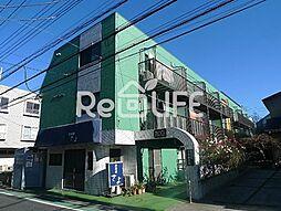 東京都国分寺市東元町の賃貸マンションの外観