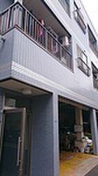 ラフォーレ町屋[303号室]の外観