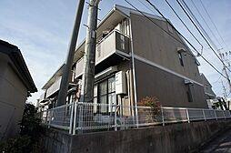千葉県流山市野々下6丁目の賃貸アパートの外観