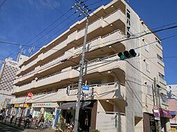 大阪府大阪市此花区伝法1丁目の賃貸マンションの外観