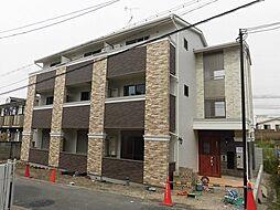 K's Residence瓢箪山(ケーズレジデンス)[302号室号室]の外観
